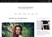 rosemary-minimal-blogger-template