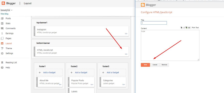 Beautiful Blogger Template Documentation   Themexpose